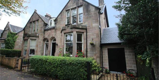 Offers Over £215,000, 3 Bedroom Semi Detached House For Sale in Greenock, PA16