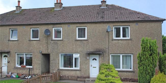 Offers Over £103,000, 2 Bedroom Terraced House For Sale in Gourock, PA19