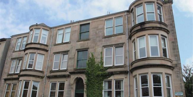 Offers Over £119,000, 3 Bedroom Upper Floor Flat For Sale in Greenock, PA16