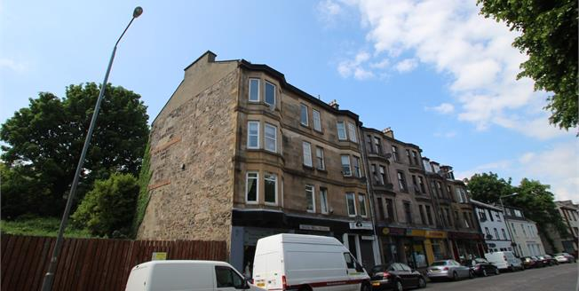 Offers Over £60,000, 2 Bedroom Upper Floor Flat For Sale in Inverclyde, PA19