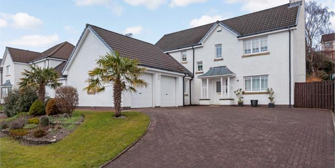 Offers Over £335,000, 4 Bedroom Detached House For Sale in Wemyss Bay, PA18
