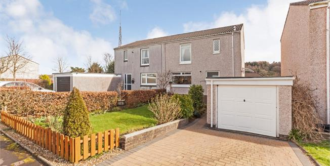 Offers Over £150,000, 3 Bedroom Semi Detached House For Sale in Wemyss Bay, PA18