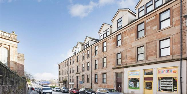 Offers Over £55,000, 1 Bedroom Flat For Sale in Inverclyde, PA15