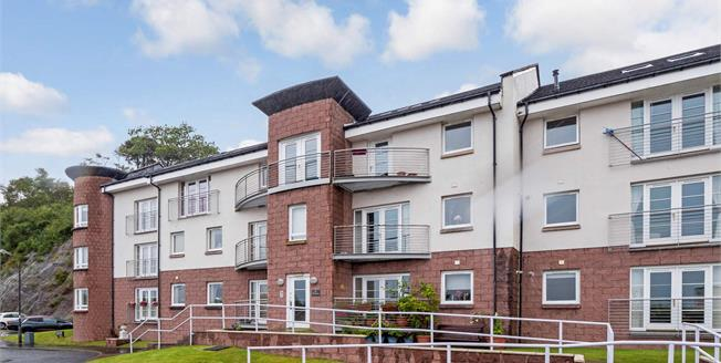 Offers Over £160,000, 3 Bedroom Flat For Sale in Wemyss Bay, PA18