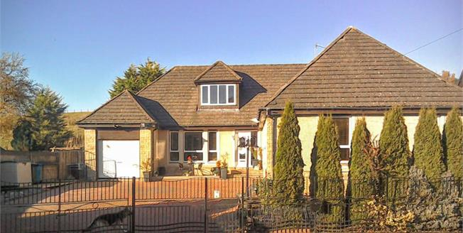 Fixed Price £265,000, 5 Bedroom Detached House For Sale in Lesmahagow, ML11