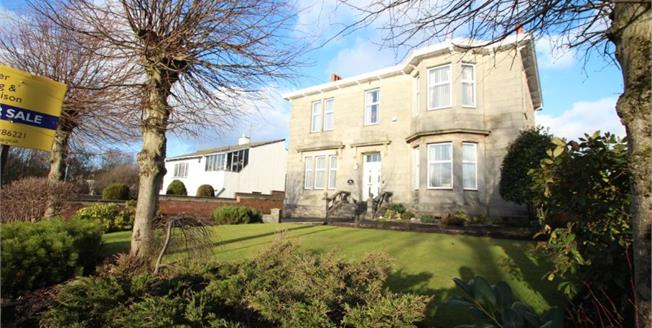 Fixed Price £425,000, 5 Bedroom Detached House For Sale in Airdrie, ML6