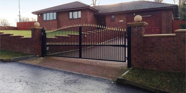 Fixed Price £325,000, 5 Bedroom Detached Bungalow For Sale in Allanton, ML7