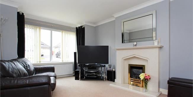 Offers Over £160,000, 3 Bedroom Detached Bungalow For Sale in Lesmahagow, ML11