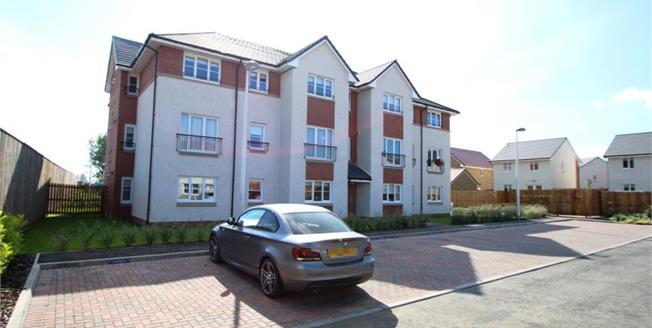 Offers Over £125,000, 2 Bedroom Upper Floor Flat For Sale in Glasgow, G71