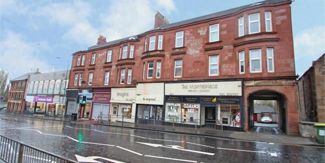 Offers Over £600,000, 8 Bedroom Flat For Sale in North Lanarkshire, ML1