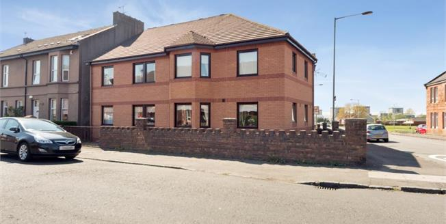 Offers Over £99,995, 2 Bedroom Upper Floor Flat For Sale in Motherwell, ML1
