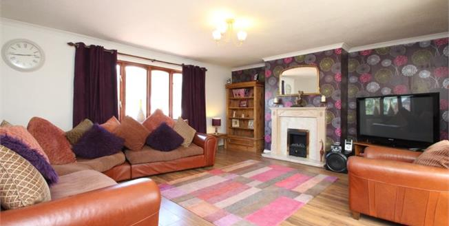 Offers Over £180,000, 4 Bedroom Detached House For Sale in South Lanarkshire, ML9