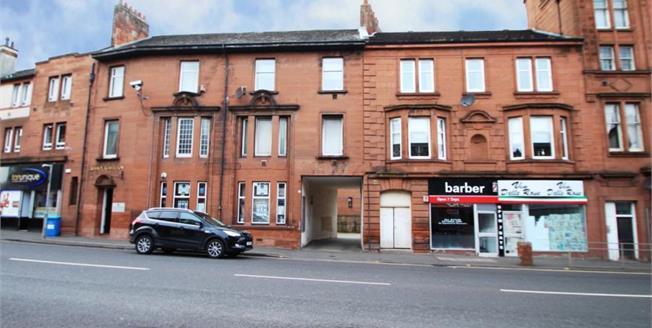Offers Over £60,000, 1 Bedroom Upper Floor Flat For Sale in Hamilton, ML3