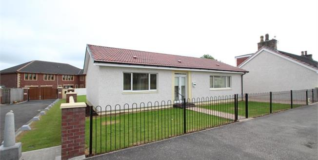 Offers Over £160,000, 3 Bedroom Detached Bungalow For Sale in Holytown, ML1