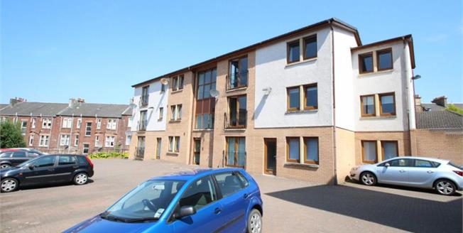 Offers Over £112,000, 2 Bedroom Upper Floor Flat For Sale in Hamilton, ML3