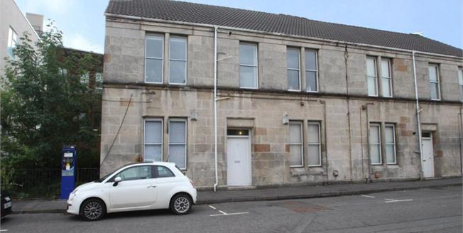 Offers Over £58,000, 1 Bedroom Ground Floor Flat For Sale in Hamilton, ML3
