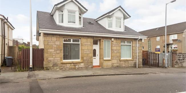 Offers Over £220,000, 4 Bedroom Detached House For Sale in Airdrie, ML6