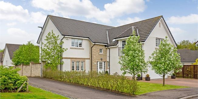 Offers Over £399,995, 5 Bedroom Detached House For Sale in Motherwell, ML1