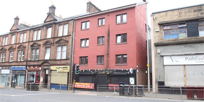 Fixed Price £69,000, 2 Bedroom Flat For Sale in Hamilton, ML3