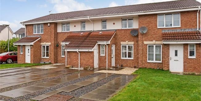 Offers Over £94,000, 2 Bedroom Terraced House For Sale in Hamilton, ML3