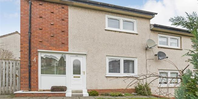 Offers Over £87,000, 2 Bedroom Semi Detached House For Sale in Hamilton, ML3