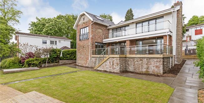 Offers Over £585,000, 5 Bedroom Detached House For Sale in Bothwell, G71