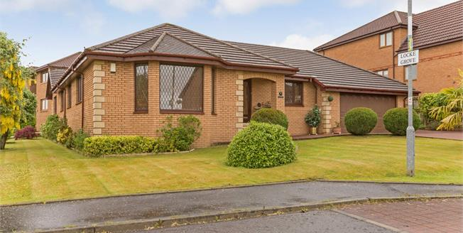 Offers Over £290,000, 4 Bedroom Detached Bungalow For Sale in Motherwell, ML1