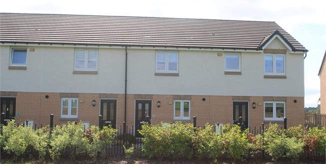 Offers Over £125,000, 2 Bedroom Terraced House For Sale in Motherwell, ML1