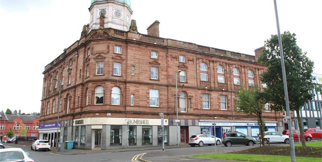 Offers Over £30,000, 1 Bedroom Flat For Sale in Motherwell, ML1