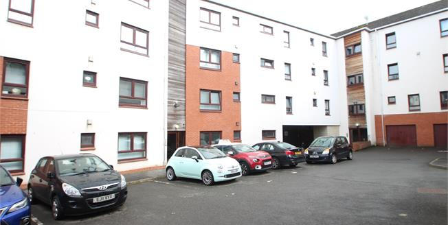 Offers Over £90,000, 2 Bedroom Flat For Sale in Hamilton, ML3