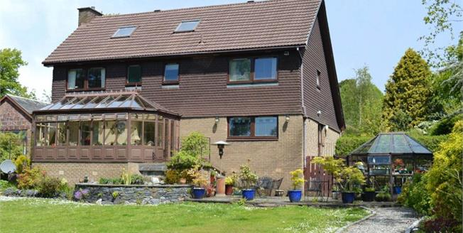 Offers Over £425,000, 4 Bedroom Detached House For Sale in Helensburgh, G84