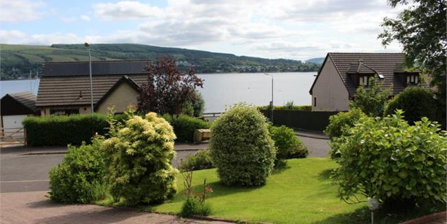 Offers Over £179,000, 3 Bedroom Detached House For Sale in Clynder, G84