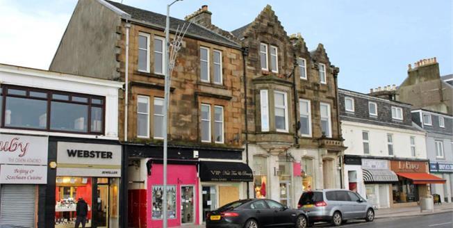 Offers Over £85,000, 2 Bedroom Upper Floor Flat For Sale in Helensburgh, G84