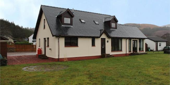 Offers Over £259,000, 4 Bedroom Detached House For Sale in Onich, PH33