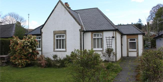 Offers Over £219,000, 3 Bedroom Detached Bungalow For Sale in Rhu, G84