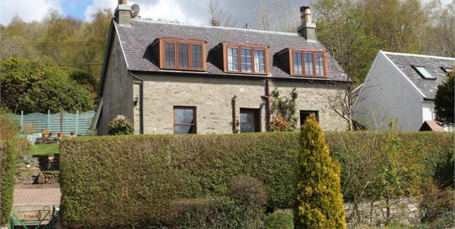 Offers Over £199,000, 3 Bedroom Detached Cottage For Sale in Argyll and Bute, PA27