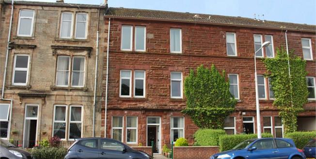 Offers Over £94,000, 2 Bedroom Ground Floor Flat For Sale in Helensburgh, G84