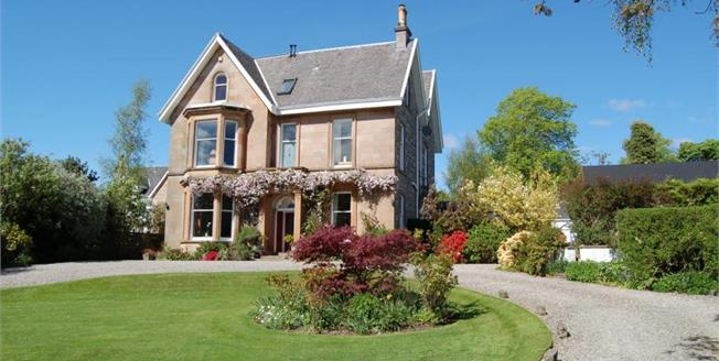 Offers Over £560,000, 8 Bedroom House For Sale in Helensburgh, G84