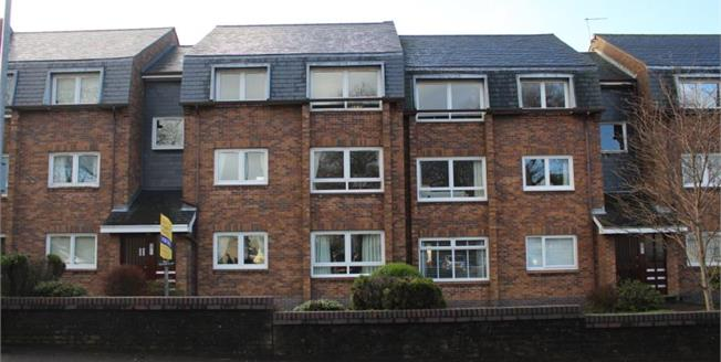 Fixed Price £94,000, 2 Bedroom Flat For Sale in Cardross, G82