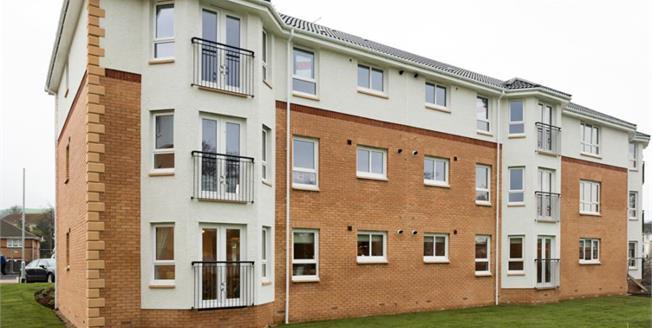 £125,995, 2 Bedroom Flat For Sale in Alexandria, G83