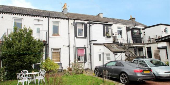 Offers Over £50,000, 1 Bedroom Flat For Sale in Helensburgh, G84