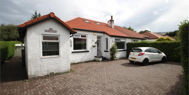 Offers Over £220,000, 4 Bedroom Semi Detached Bungalow For Sale in Helensburgh, G84