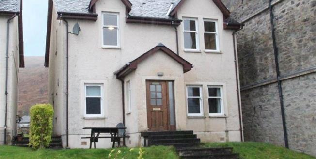 Offers Over £117,500, 2 Bedroom Flat For Sale in Lochgoilhead, PA24
