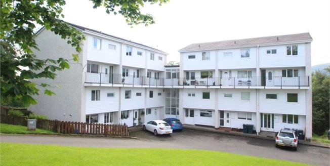 Offers Over £57,500, 3 Bedroom Flat For Sale in Cove, G84