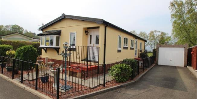 Offers Over £85,000, 2 Bedroom Mobile Home For Sale in Rosneath, G84