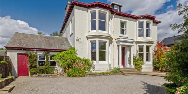 Offers Over £460,000, 5 Bedroom Link Detached House For Sale in Helensburgh, G84