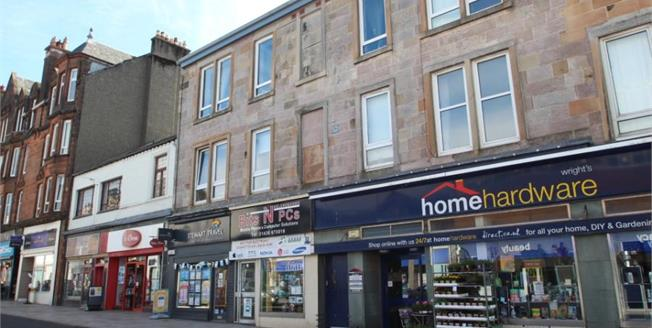 Offers Over £70,000, 1 Bedroom Flat For Sale in Helensburgh, G84