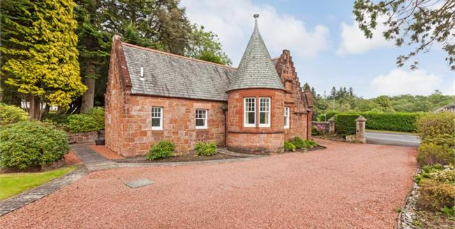 Offers Over £360,000, 4 Bedroom Detached House For Sale in Helensburgh, G84