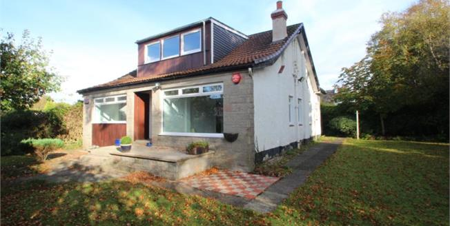 Offers Over £220,000, 4 Bedroom Detached House For Sale in Cardross, G82