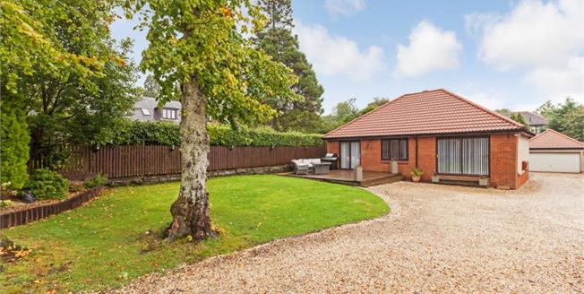 Offers Over £385,000, 4 Bedroom Detached Bungalow For Sale in Helensburgh, G84